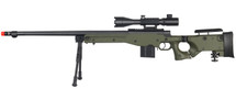 WELL MB4403D Spring Sniper Rifle in Army Green
