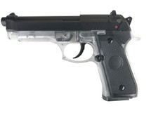 blackviper M92 gas powered pistol