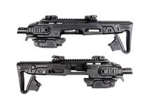 CAA RONI G1 Glock Pistol Carbine Conversion Kit in Black
