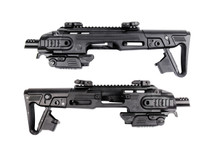 Black CAA G1 Glock Pistol Carbine Conversion Kit