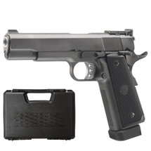 Well G191 HI-CAPA 5.1 Co2/GAS GBB Full Metal Pistol with case