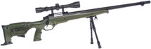 Well MB11 Matrix VSR10 Airsoft Sniper Rifle in Army Green