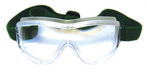 Swiss Arms Medium Airsoft Safety Goggles in Clear