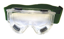 Swiss Arms Full Size Safety Goggles in clear