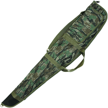 Anglo Arms Camouflage Rifle Bag With Padded Liner (camo)