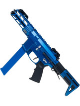 Classic Army Nemsis Full Metal Electric Rifle in Blue