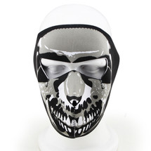 Wosport Full Face Seal/Skull Airsoft Mask