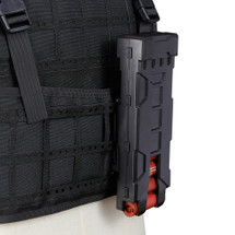 Wosport Shotgun Shell magazine with tactical vests