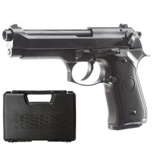 WELL G195 92FS Gas/Co2 GBB Full Metal Pistol