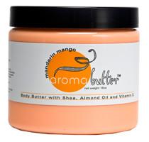 AromaButter Mandarin Mango - 16 Oz