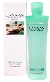 Toning Water - Normal to Oily Skin