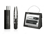 Pro Illuminating Tweezers (Matte Black)