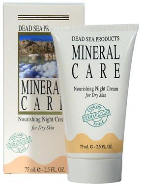 Nourishing Night Cream Dry Skin