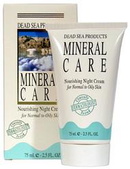 Nourishing Night Cream for Normal/Oily Skin