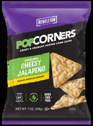 Cheesy Jalapeno 5.0 Oz (Case of 12)