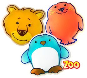 Zoo Cold Pack(strip of 12)