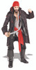 Men's Captain Cutthroat Pirate Costume