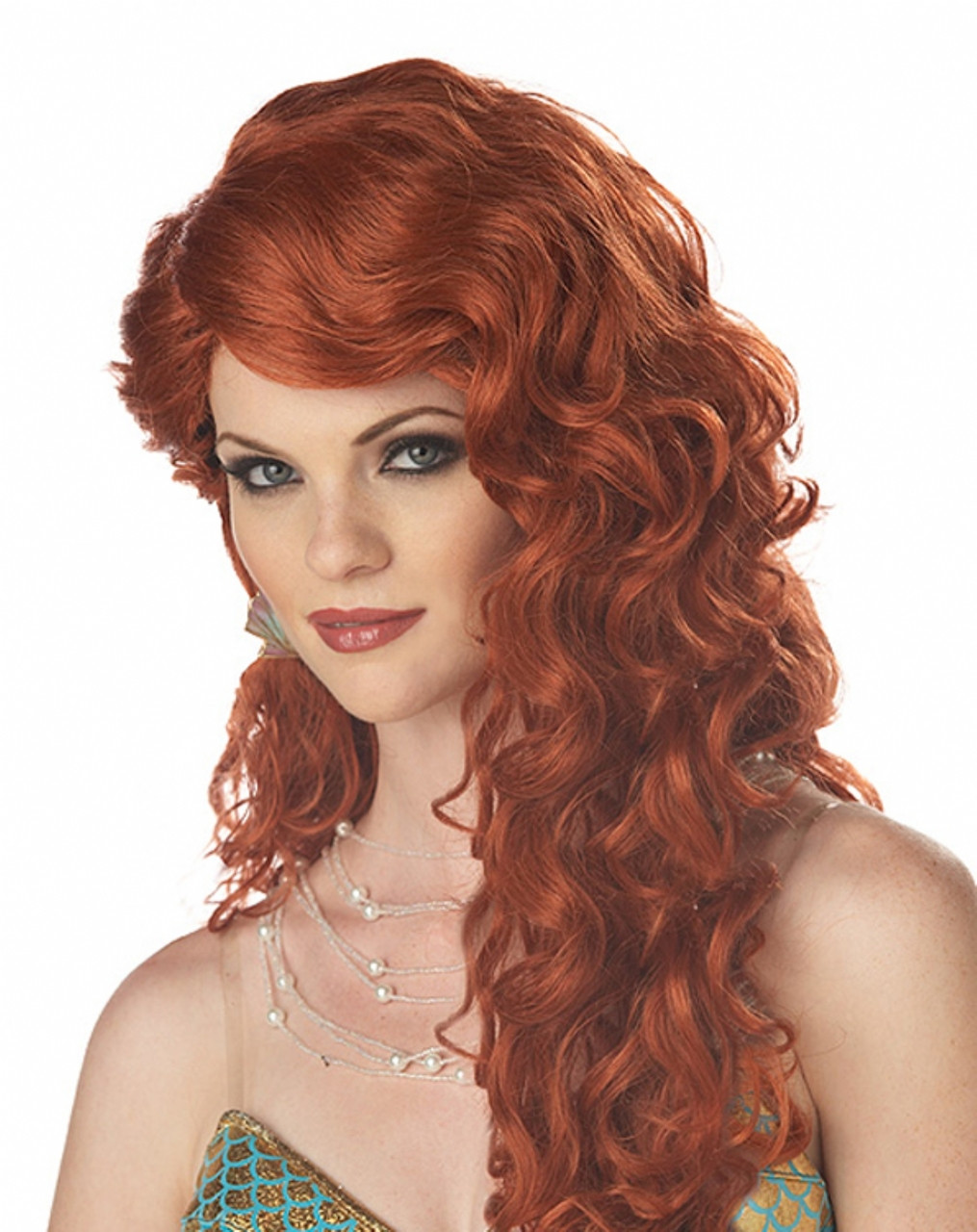 best hair styles in the world wavy mermaid wig 5562