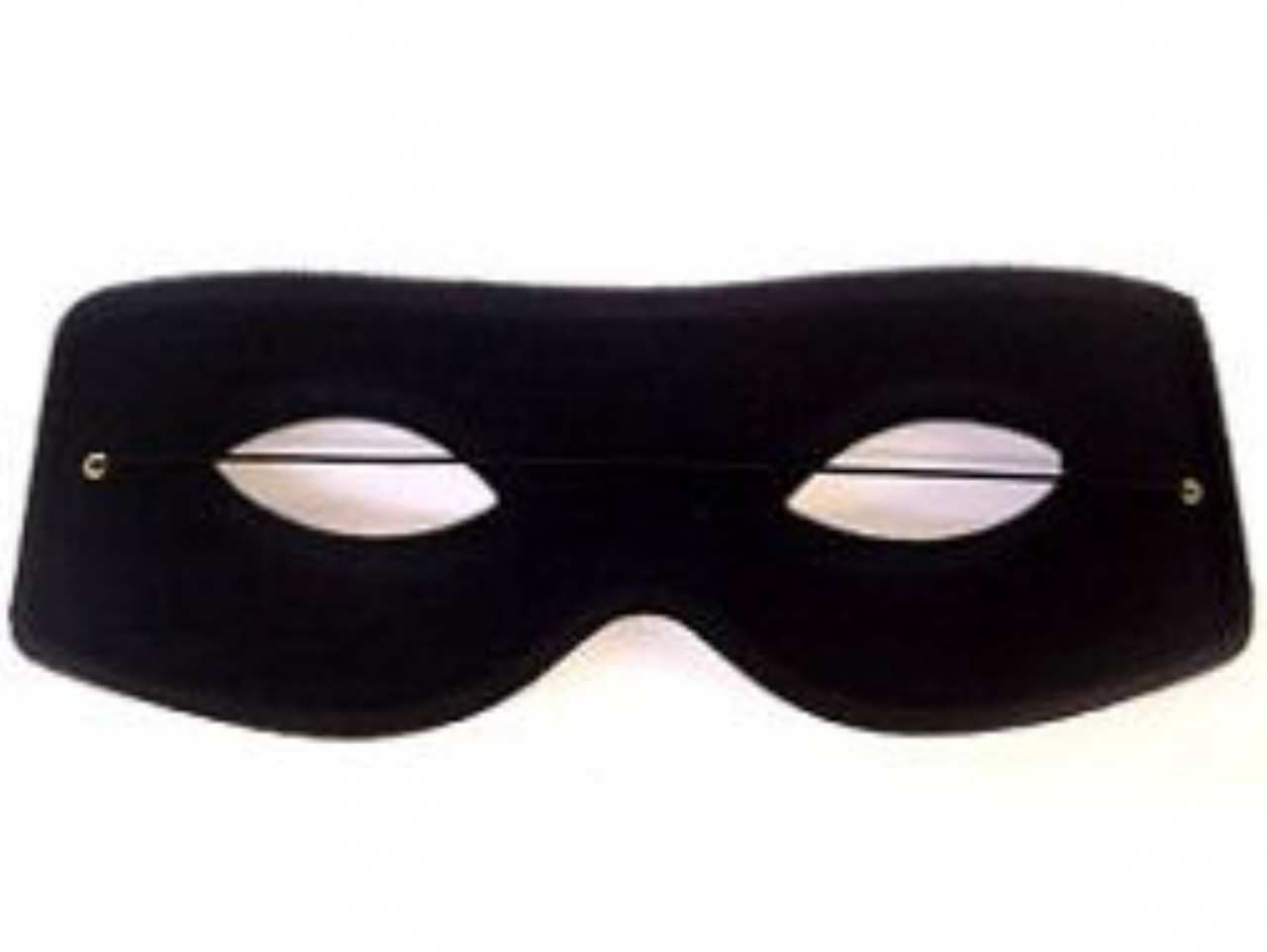 Zorro Mask Costume 121