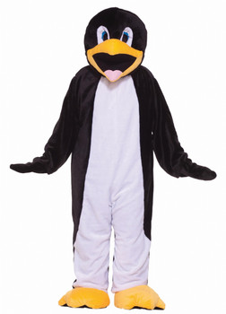 Costume chicken super adult mascot deluxe