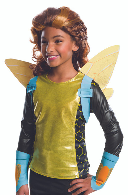 Bumble Bee Wig Dc Superhero Girls The Costume Shoppe