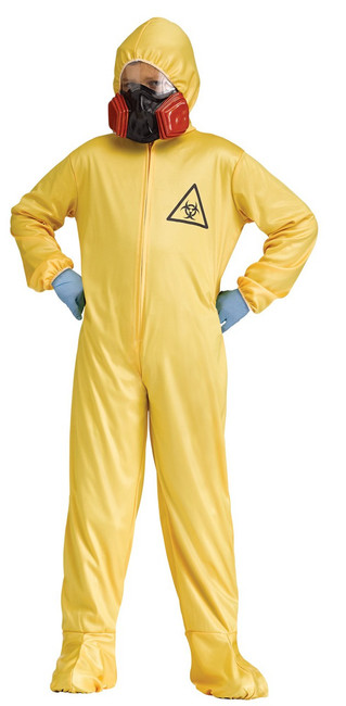 Kids Hazmat Suit Costume
