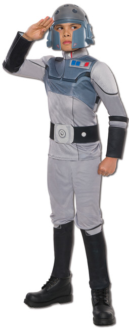 Kids Agent Kallus Star Wars Rebel Costume