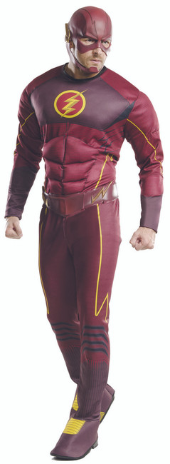 The Flash 2014 Show Costume