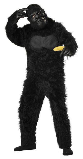 Kids Gorilla Ape Mascot Costume