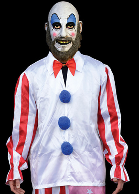 Captain Spaulding Officialy Licensed House of 1000 Corpses Halloween Costume