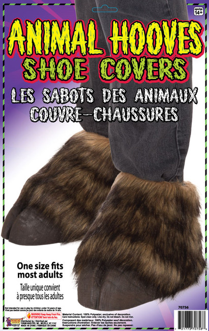 Animal Hooves Shoe Covers
