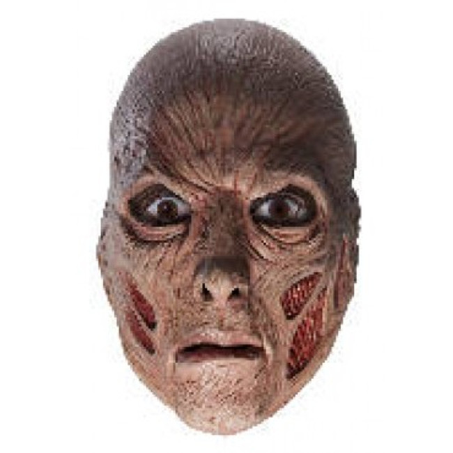 Freddy A Nightmare on Elm Street Vinyl Mask