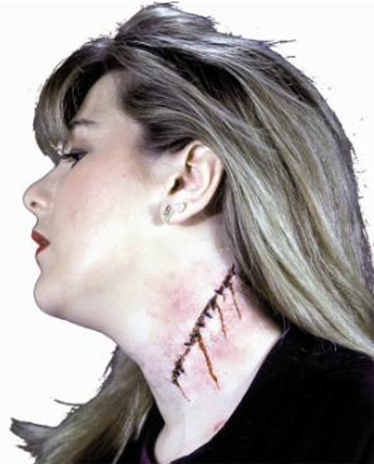 Scar Stitches Woochie Prosthetic