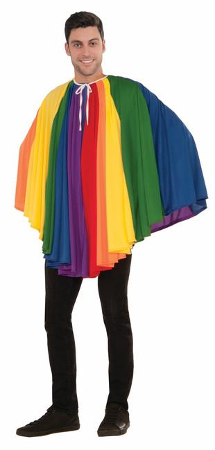 Rainbow Pride Fantasy Cape