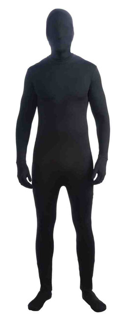 Disappearing Man, Stage Hand Suit Costume