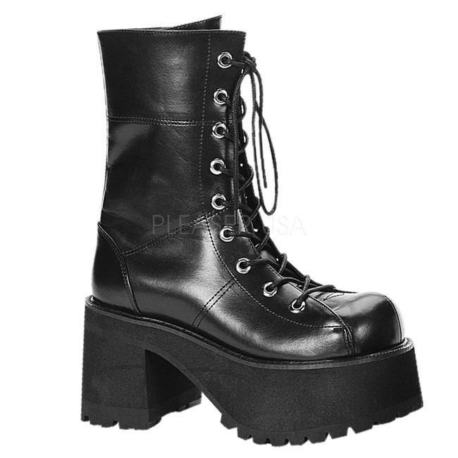 Ladies Black Ranger Boot
