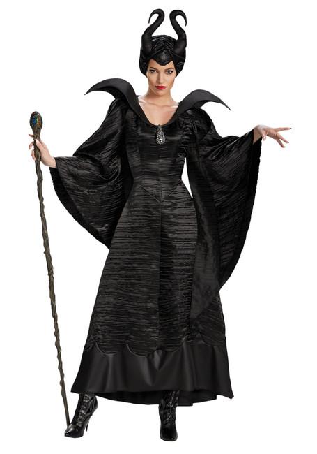 Disney's Maleficent Christening Gown Ladies Plus Costume