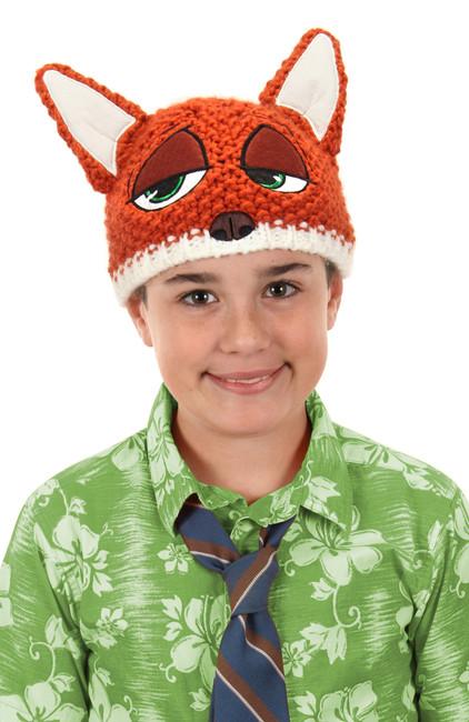 Nick Wilde Zootopia Kids Beanie Hat