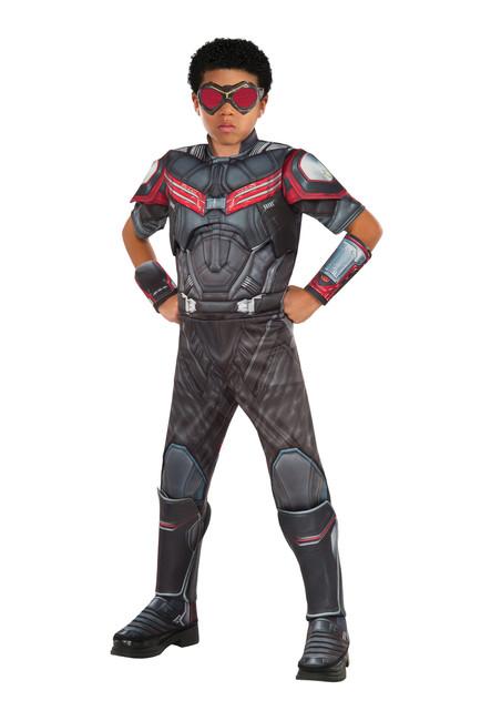 Kids Deluxe Falcon Civil War Costume