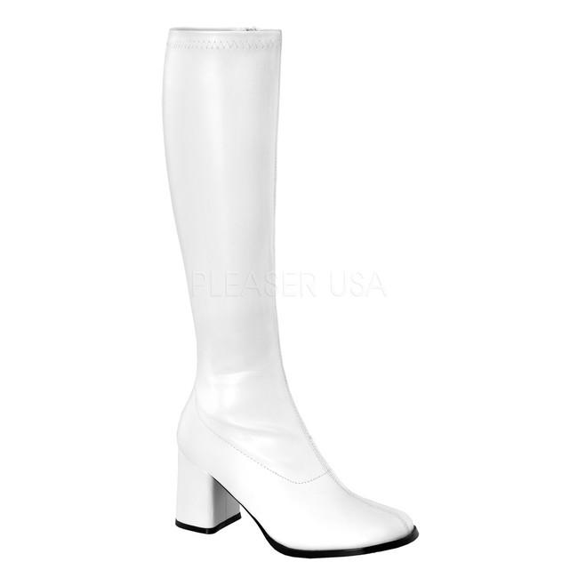 Matte Gogo Boots