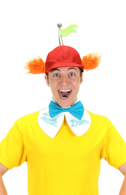 Tweedle Dee/Dum Alice in Wonderland Hat Kit
