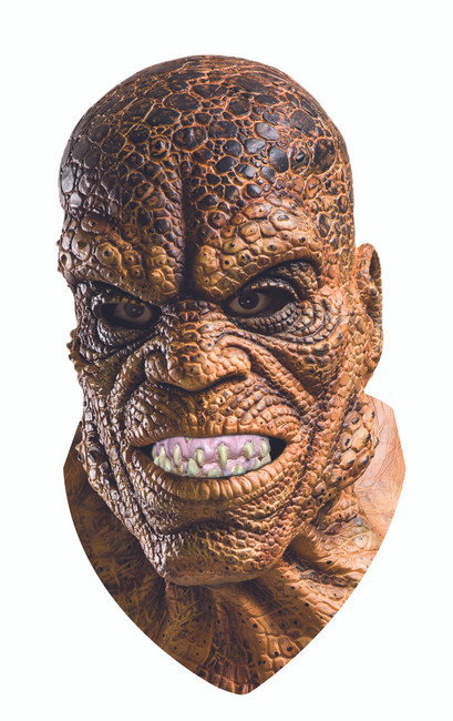 Suicide Squad Killer Croc Latex Mask