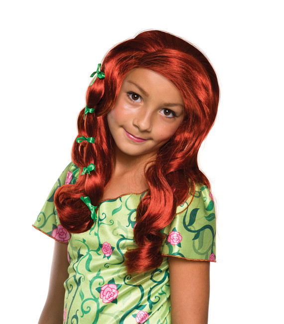 Poison Ivy DC Superhero Girls Wig