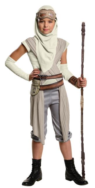 Star Wars Girls Rey The Force Awakens Hood Mask