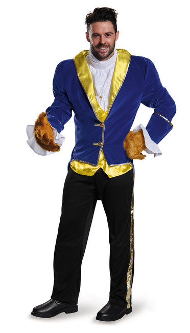 Beast Men's Beauty and the Beast Costume