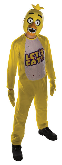 Chica Five Nights at Freddy's Teen Costume
