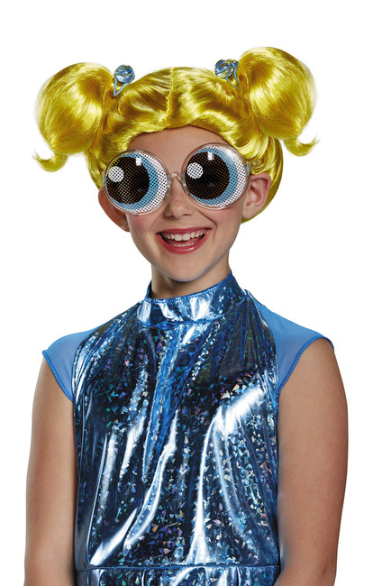 Powerpuff Girls Bubbles Child's Wig