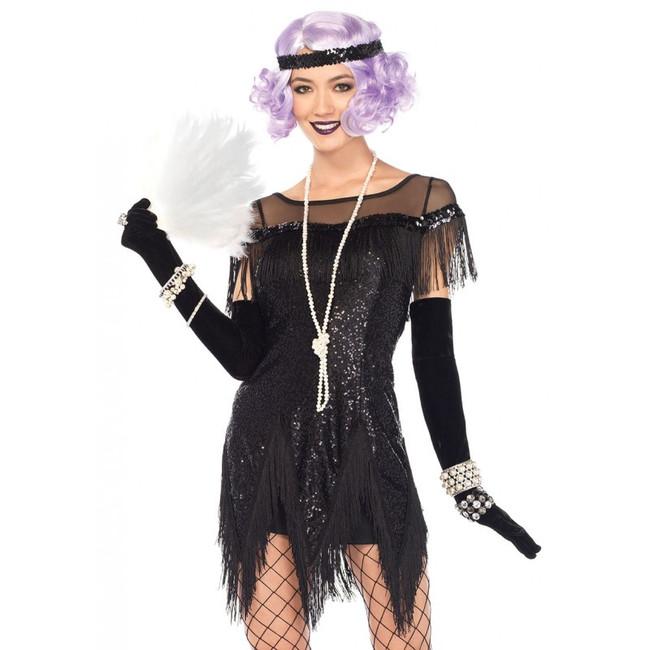 20s Foxtrot Flirt Flapper Women's Costume
