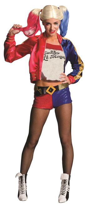 Harley Quinn Suicide Squad Deluxe Ladies Costume