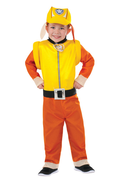 Rubble Paw Patrol Toddler Costume